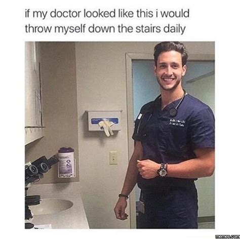 Hot Doctor Meme - home memes com