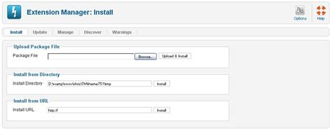 how to install new joomla template how to install new language in joomla template help