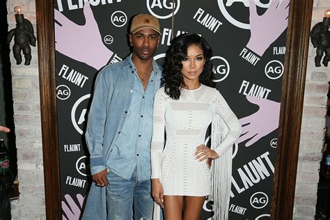big sean relationships big sean and jhen 233 aiko continue to fuel dating rumors