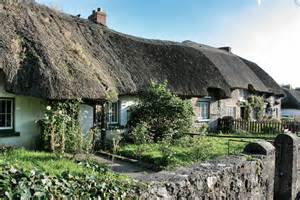 thatched roof cottages adare ireland the heck out of