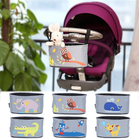 new baby stroller organizer bags travel nappy