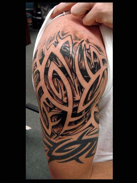 tribal tattoos designs for men shoulder amazing tribal design on shoulder for