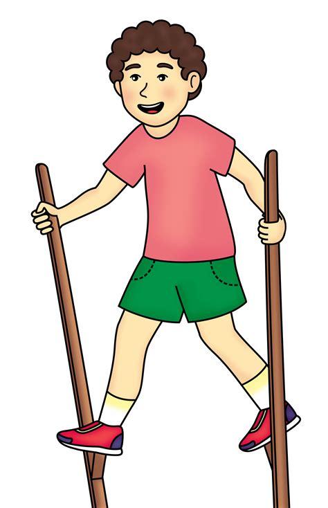 imagenes de niños jugando golosa los zancos de edgar club perlita