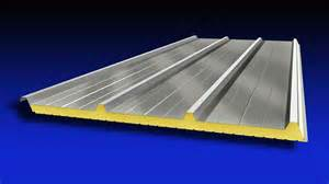 tettoie coibentate prezzi pannello metallico coibentato per copertura isometal 4g