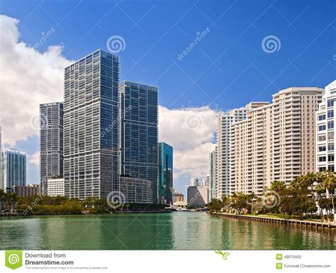 from biscayne bay to downtown miami a stunning home by city of miami florida summer panorama of downtown