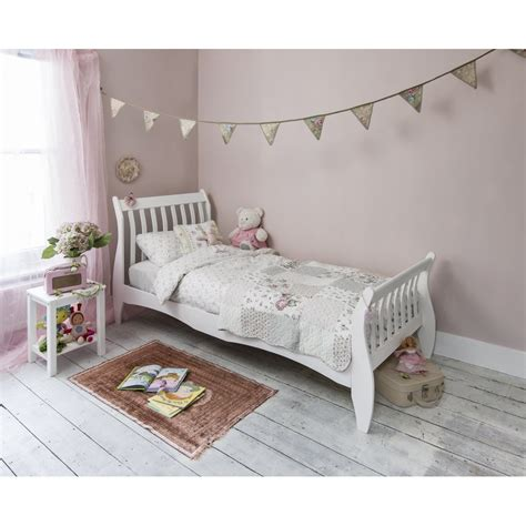 White Single Sleigh Bed White Bed Single Www Pixshark Images Galleries With A Bite