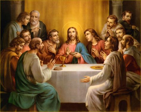 The Last Dinner the last supper wallpapers wallpaper cave