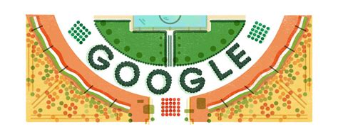 indian independence doodle india republic day 2017