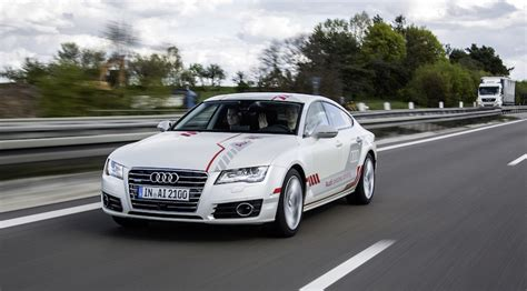 audi germany the audi a7 piloted driving concept wheel by germany