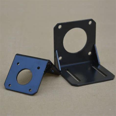 Stepper Bracket 42mm By Na Robotic mounting bracket for stepper motors robotdigg