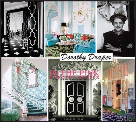 dorothy draper interior designer sybaritic spaces 18 great interior design quotes