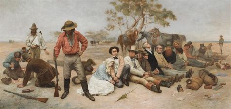 new year in australia history troopers trackers bushrangers and their weapons sydney