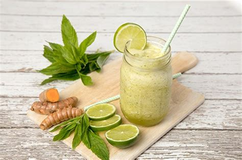 Pineapple Detox Smoothie by Pineapple Detox Smoothie A Bit Of