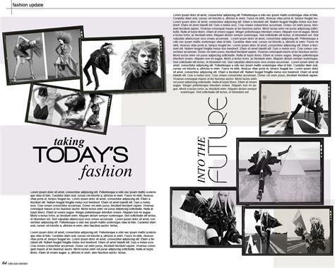 layout magazine page akgdesign magazine layout