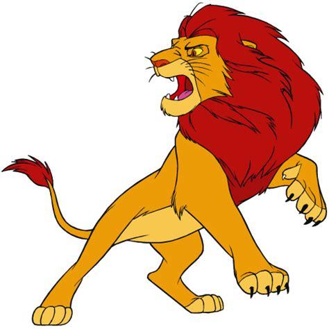 imagenes de leones animados toonarific clipart gallery