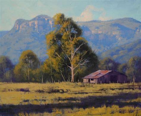 Landscape Paintings Australia Images
