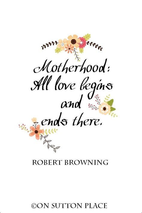 printable mother quotes motherhood free printables on sutton place