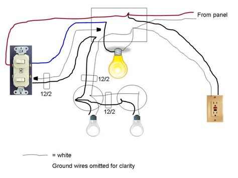 diy junction box wiring diagram diy get free image about