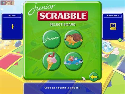 scrabble interactive focus junior scrabble interactive focus software bmsoftware