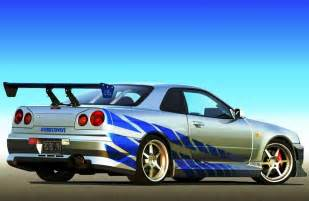 Fast And Furious Nissan Skyline Fast And Furious Image 132
