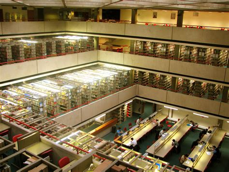 library interior the most expensive universities in britain business insider