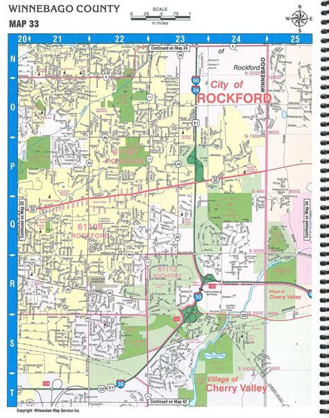 rockford usa map rockford illinois map afputra