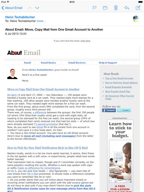 format email on iphone iphone and ipad mail ios review 2017