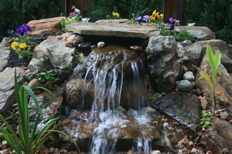 backyard pondless waterfalls pondless waterfall waterfall pinterest