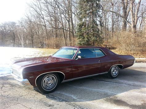 1970 2 door impala 1970 chevrolet impala 2 door sport coupe 697 original