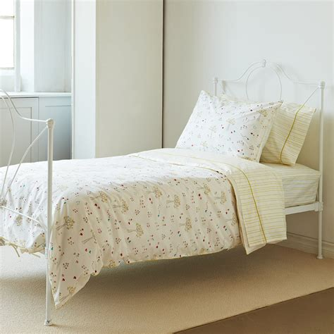 comforter cover twin rabbit patch twin duvet cover by little auggie