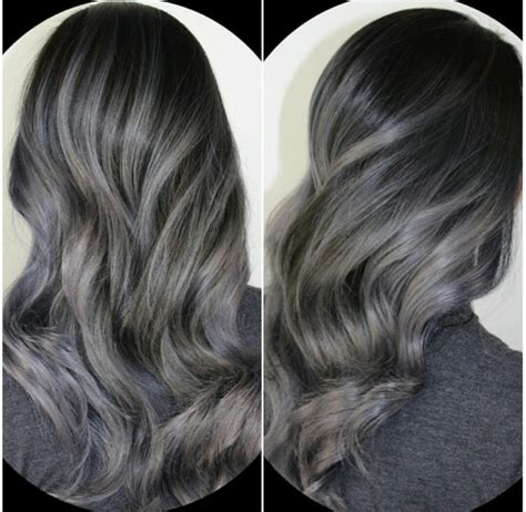 best place for balayage in austin grey balayage yelp