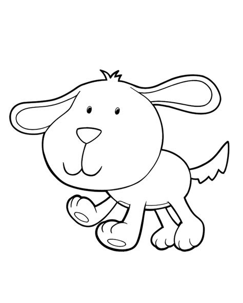coloring pages baby dogs free coloring pages of a baby puppy