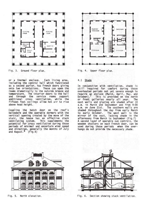 oak alley plantation floor plan 17 best images about architectural plans and drawings on