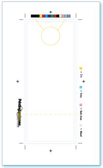 Rip Card Template by Rip Card Hanger Printingcenterusa