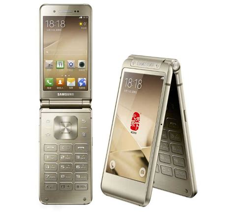 samsung w 2016 samsung w2016 dual display flip phone launched technodoze