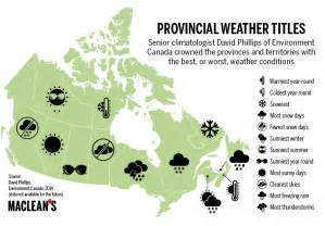 mapped canadian weather extremes