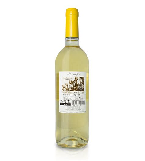 light sweet fruity white wine white wine grandj 243 meio sweet 2016 75cl douro envio