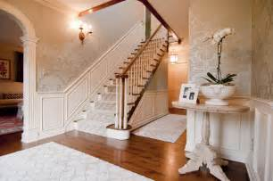 Stairway Wainscoting Dazzling Nourison Rugs In Entry Traditional With Carpet