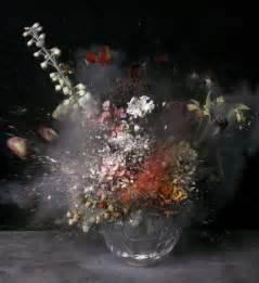 Flower Vase Glass Painting A Cornucopia Of Contemporary Still Life Artnews