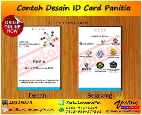 ukuran desain id card cetak idcard sablon tali idcard jual yoyo idcard