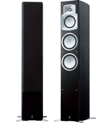 Yamaha Floor Standing Speakers by Floor Standing Speakers Yamaha Ns 9502 Review And Test