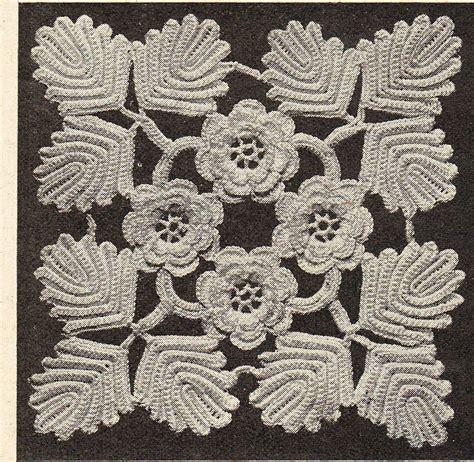 vintage pattern etsy rose doily vintage crochet pattern pdf email delivery