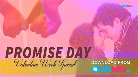 promise day week promise day special hd song week