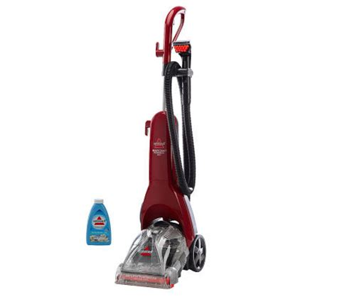 bissell upholstery bissell readyclean powerbrush deep cleaner w upholstery