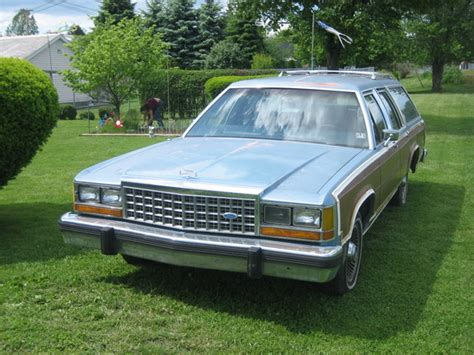 1985 Ford Ltd by Kruzr 1985 Ford Ltd Country Squire Specs Photos
