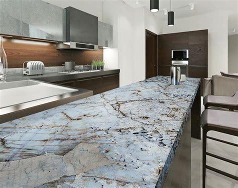Crystal Quartz Kitchen Countertop Interior Decoration Photos