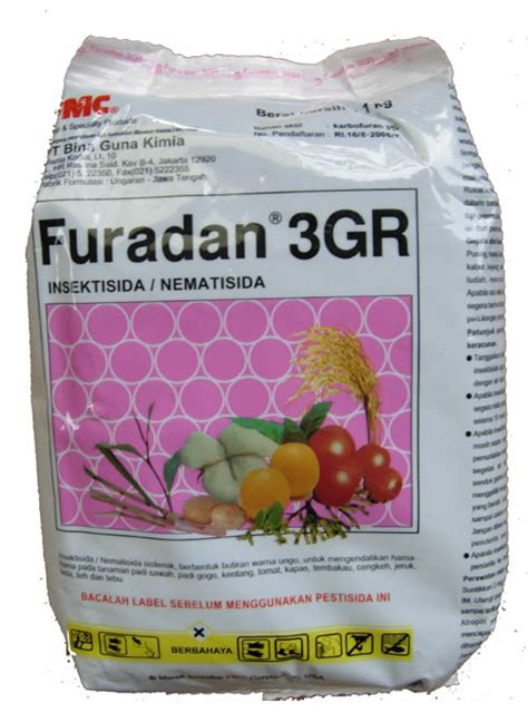Furadan 100 G furadan is banned in usa and europe but not in bolehland