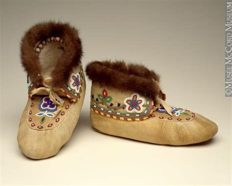 beaded moccasin vs scripts on