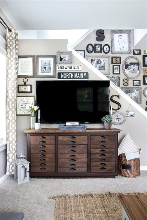 how to decorate a new home on a budget decorating around a tv bless er house