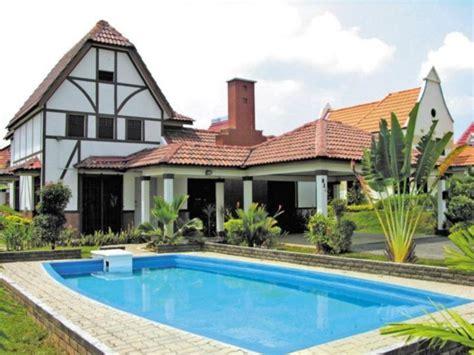 Meja Carrom bercuti di a famosa resort melaka percutian bajet